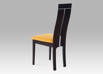 moderní dřevěná židle BC-22403 BK detail1