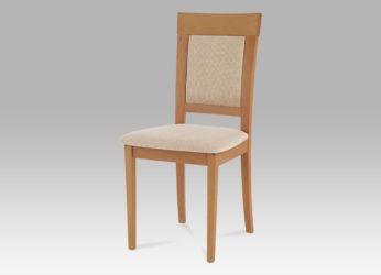 dřevěná jídelní židle BC-3960 BUK3