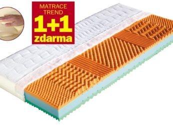 matrace Malaga strana líná pěna