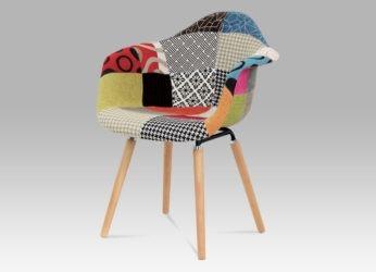 designová židle s područkami CT-723 PW2