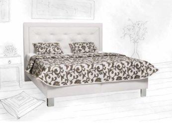 luxusní postel Meredit