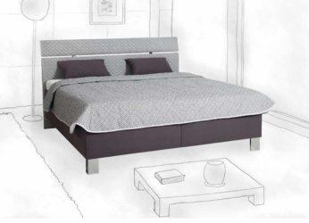 manželská postel Olivia