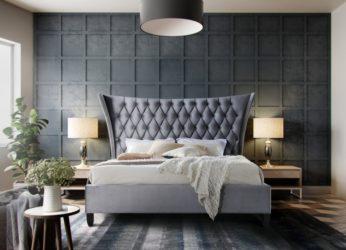 luxusní postel Alesia